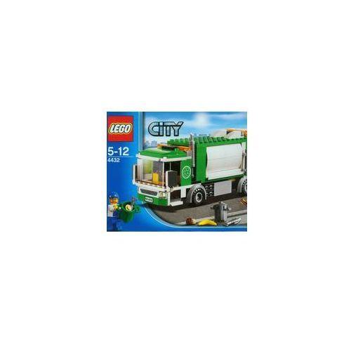 Lego City Śmieciarka (śmieciarka zabawka)