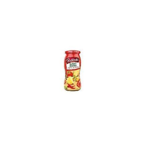 Sos do ryżu słodko-kwaśny pikantny 500 g Pudliszki (5900783003579)