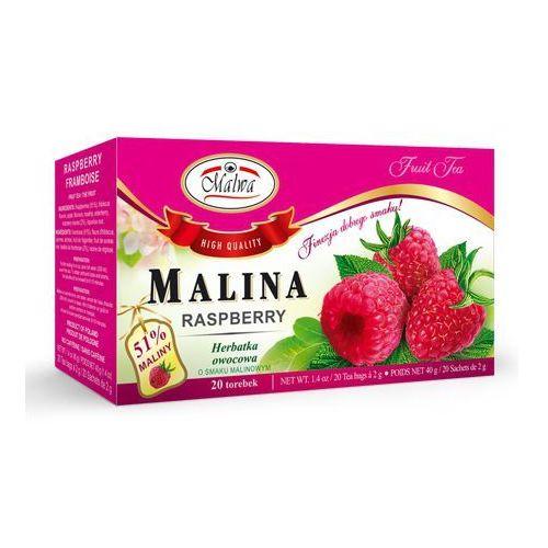 Malwa Herbata owocowa malina ex'20
