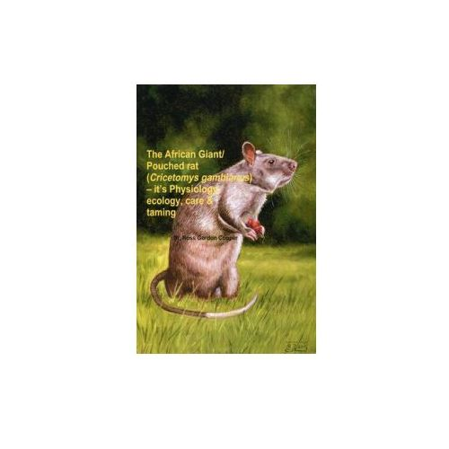 African Giant/Pouched Rat (Cricetomys Gambianus) - It's Physiology, Ecology, Care & Taming