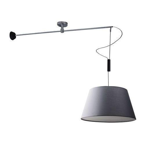 Lampa wisząca MALAGA GR MD2356-MA GR – Azzardo + LED - Autoryzowany dystrybutor AZzardo, MD2356-MA GR