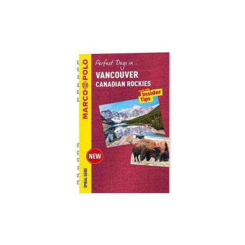 Vancouver & the Canadian Rockies Marco Polo Travel Guide - with pull out map (9783829755443)