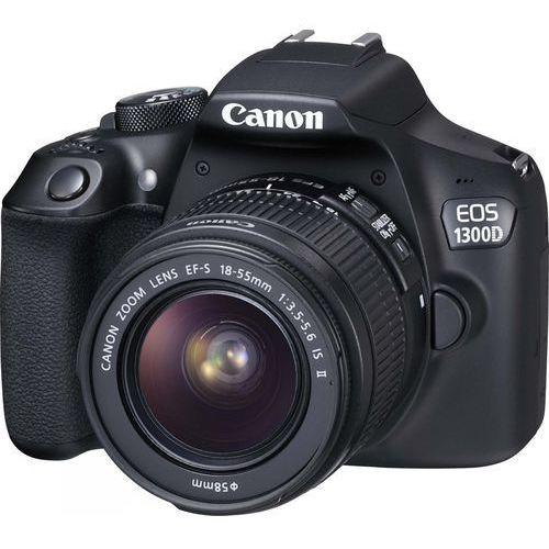 Canon EOS 1300D, aparat fotograficzny