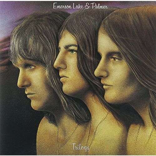 Warner music Trilogy (lp) - emerson, lake & palmer
