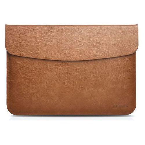 Tech-protect Pokrowiec taikesen apple macbook air / pro 13 jasno brązowy (99845445)