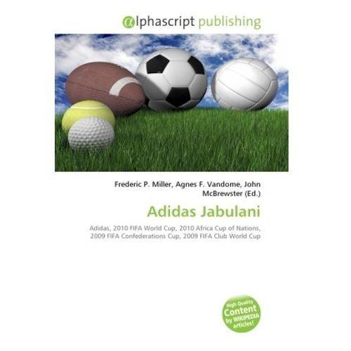 Adidas Jabulani
