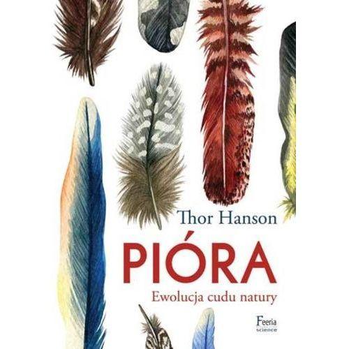 Hansen thor Pióra. darmowy odbiór w niemal 100 księgarniach!