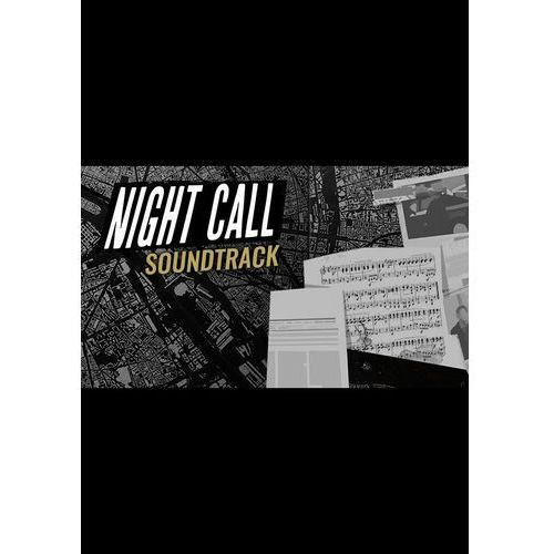 Night Call Official Soundtrack - K01463- Zamów do 16:00, wysyłka kurierem tego samego dnia!