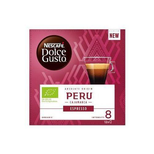 Kawa NESCAFE Dolce Gusto Espresso Peru 12 szt. (7613036385886)