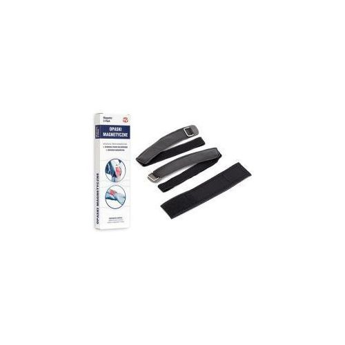 Opaski magnetyczne na kolano i nadgarstek, 3 sztuki marki Aura glob