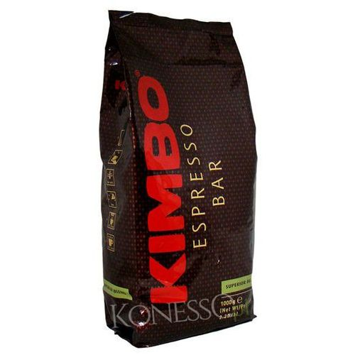 KAWA WŁOSKA KIMBO Espresso Bar Superior Blend
