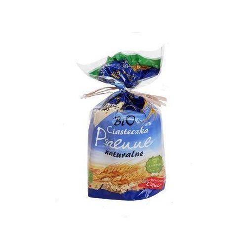 Ciasteczka niskokaloryczne o smaku naturalnym BIO 150g, 5903453002827
