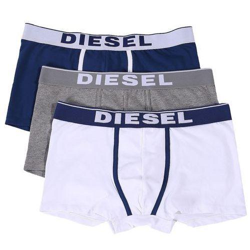 Diesel zestaw bokserek męskich Damien 3 szt. M wielokolorowe