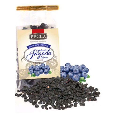 Czarna jagoda leśna suszona - EKOLOGICZNA 50g *