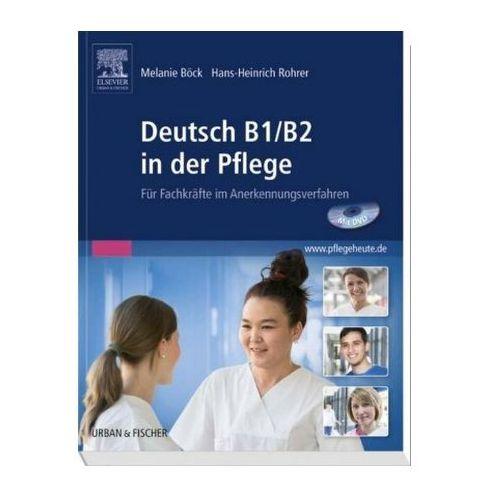 Deutsch B1/B2 in der Pflege, m. DVD-ROM, Edra Urban & Partner