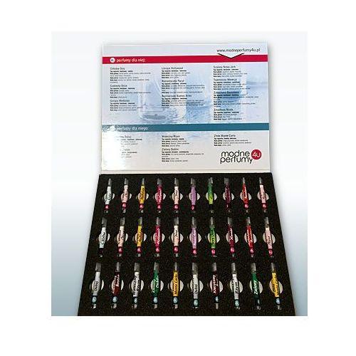 Zestaw próbek w etui - parfum essence 1 ml x 15 szt, 0C28-38290_20170808185841