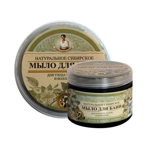Bania Agafii, Naturalne syberyjskie czarne mydło do pielęgnacji ciała i włosów, 500ml