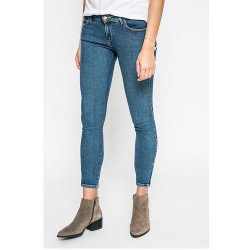 - jeansy crop zip, Wrangler