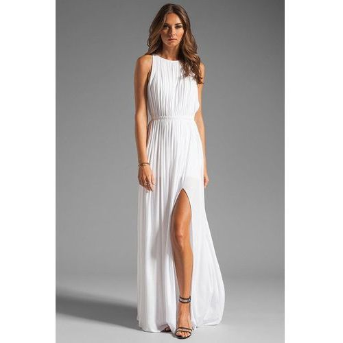 Sukienka LORNITA, kolor biały
