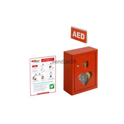 Szafka na AED z alarmem dźwiękowym 150
