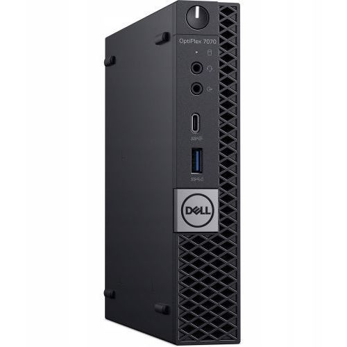 Dell optiplex 7070 mff micro i5-9500t 8gb 256ssd (5901165701359)