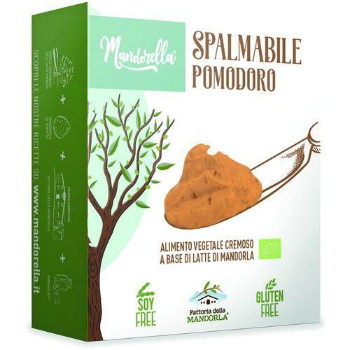 Pasta migdałowa do smarowania z suszonymi pomidorami BIO 180 g Fattoria Della Mandorla