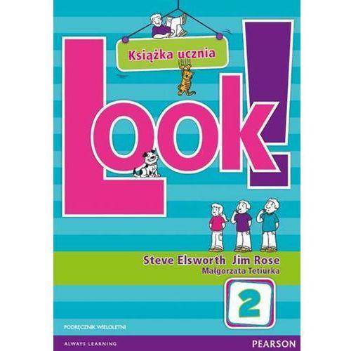 Look 2 SB + MP3 CD (podręcznik wieloletni) - Praca zbiorowa (9788378823162)