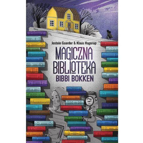 Magiczna Biblioteka Bibbi Bokken [Gaarder Jostein, Hagerup Klaus] (216 str.)