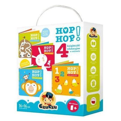 Hop hop 1+ Box. Czuczu - Opracowanie zbiorowe, oprawa kartonowa