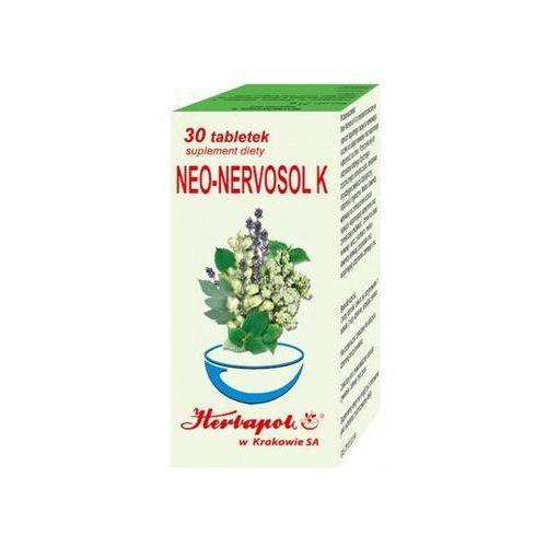 Neo-nervosol k x 30 tabletek marki Herbapol kraków