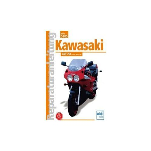 Kawasaki ZXR 750 (9783716818039)