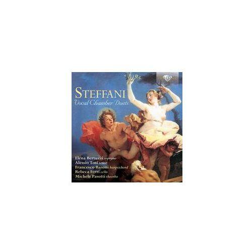 Steffani: Vocal Chamber Duets - Elena Bertuzzi, Alessio Tosi, Francesco Baroni, Rebeca Ferri, Michele Pasotti (Płyta CD) (5028421949697)