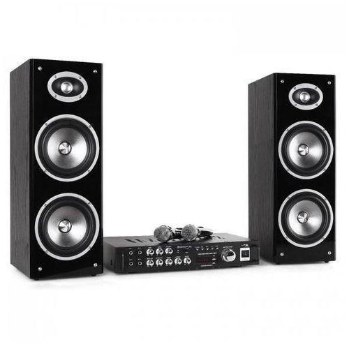 Karaoke star 3d-bt bluetooth usb dwa mikrofony marki Ltc