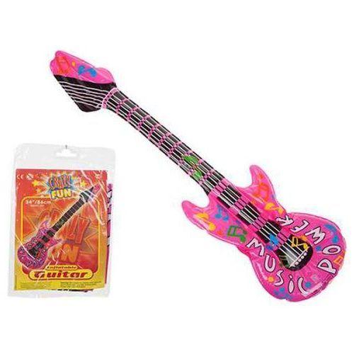 Dmuchana zabawka – gitara