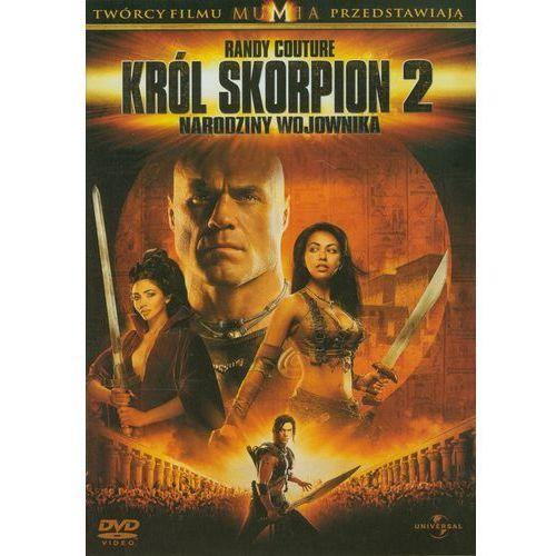 Król skorpion 2: narodziny wojownika (dvd) - randall mccormick od 24,99zł darmowa dostawa kiosk ruchu marki Tim film studio