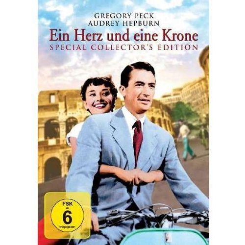 Rzymskie wakacje [dvd] marki Paramount pictures