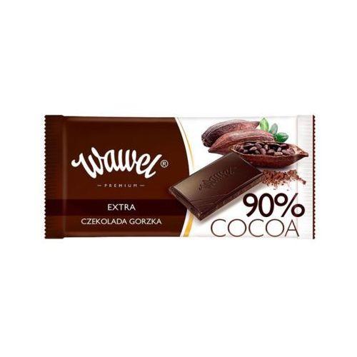 WAWEL 100g Dark 90% Czekolada Gorzka