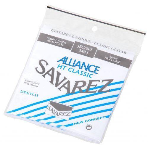(655927) 540j alliance ht struny do gitary klasycznej marki Savarez