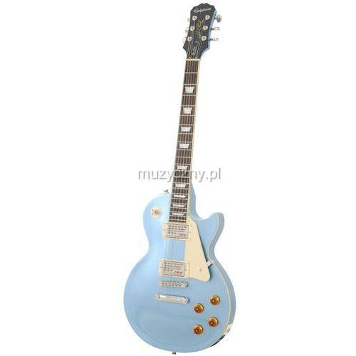 Epiphone les paul standard pelham blue gitara elektryczna