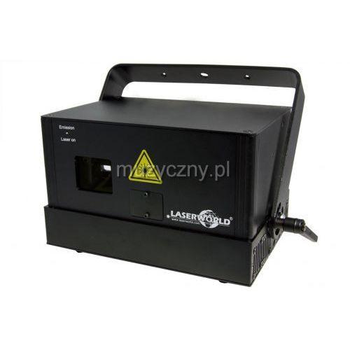 LaserWorld DS-1800 RGB Diode Series DMX/Ilda laser (czerwony, zielony, niebieski)
