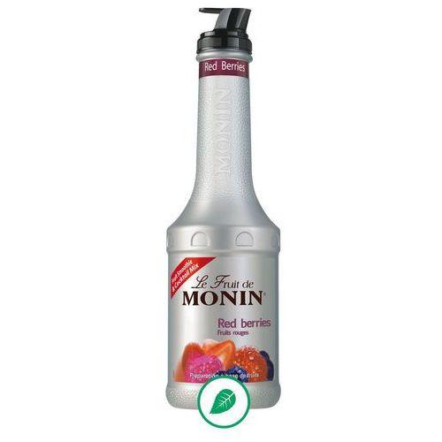Puree Monin Czerwona Jagoda Red Berries 1l Monin 903007 SC-903007 (3052910433109)