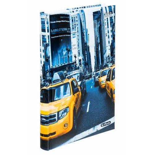Kalendarz Szefa książkowy, 2018, A5, HERLITZ - 3-NewYork (2501234504350)