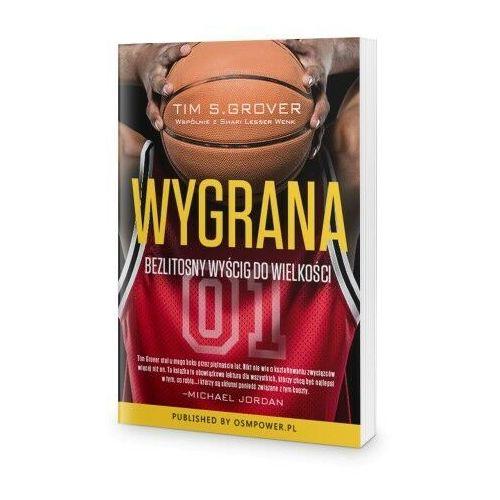 WYGRANA - Tim S. Grover (9788366516533)