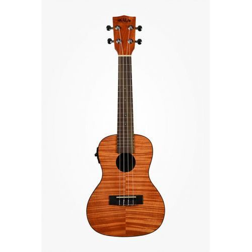 Kala exotic mahogany concert ukulele natura eq, ukulele koncertowe + pokrowiec