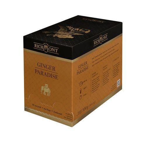 Richmont Herbata owocowa o smaku orientalnych przypraw i kardamonu, 50 saszetek | , ginger paradise