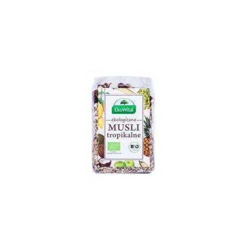 Musli tropikalne 20% BIO 300 g EkoWital