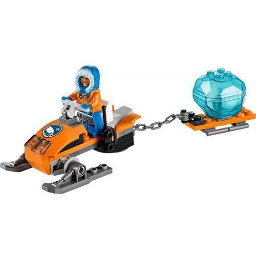 Lego City Arktyczny skuter 60032 z kategorii: klocki dla dzieci