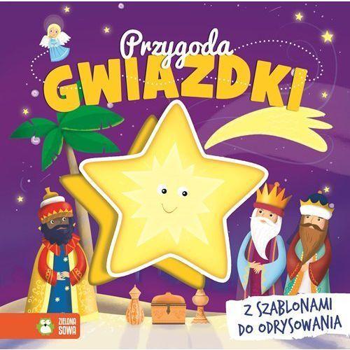 Przygoda Gwiazdki. Książka z szablonami (10 str.)