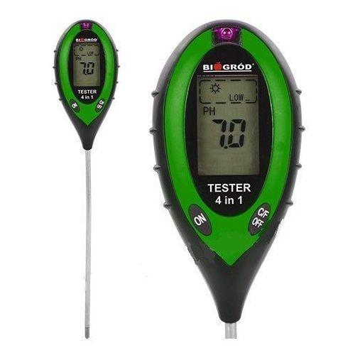 Elektroniczny Tester podłoża 4w1 zielony