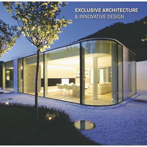 Exclusive architecture and innovation design - Opracowanie zbiorowe, praca zbiorowa